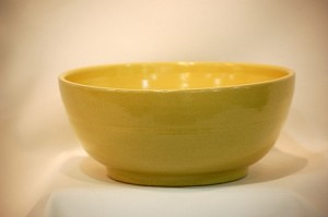 Large Deep Bowl