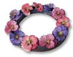 Pansy Rings