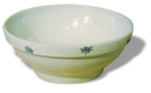 Medium Blueberrry Design Bowl